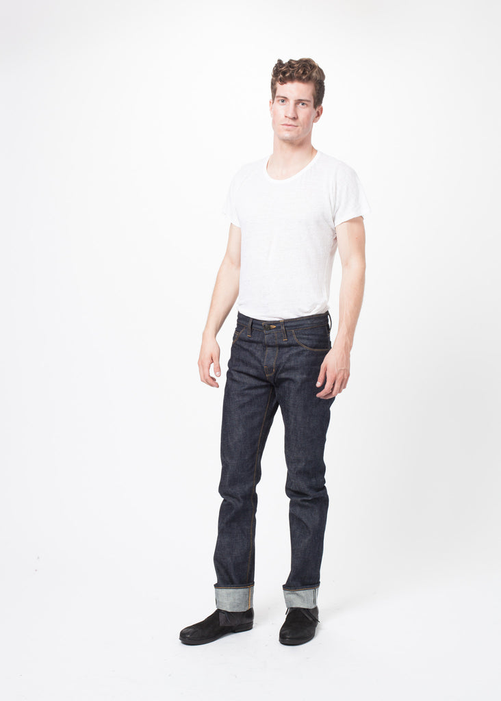 Slim Six Kojima Denim