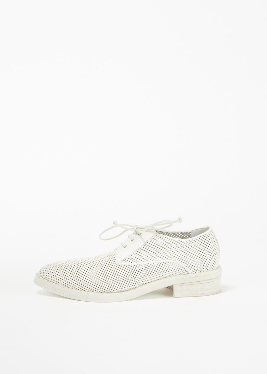 Cuneone Perforated Derby