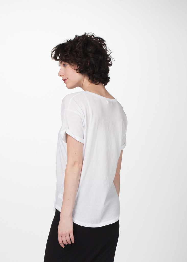 Roll Sleeve Tee