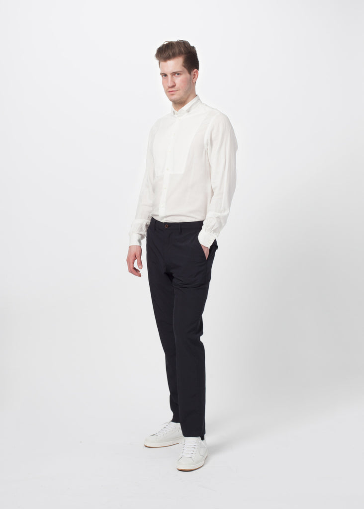 Flat-Front Trouser