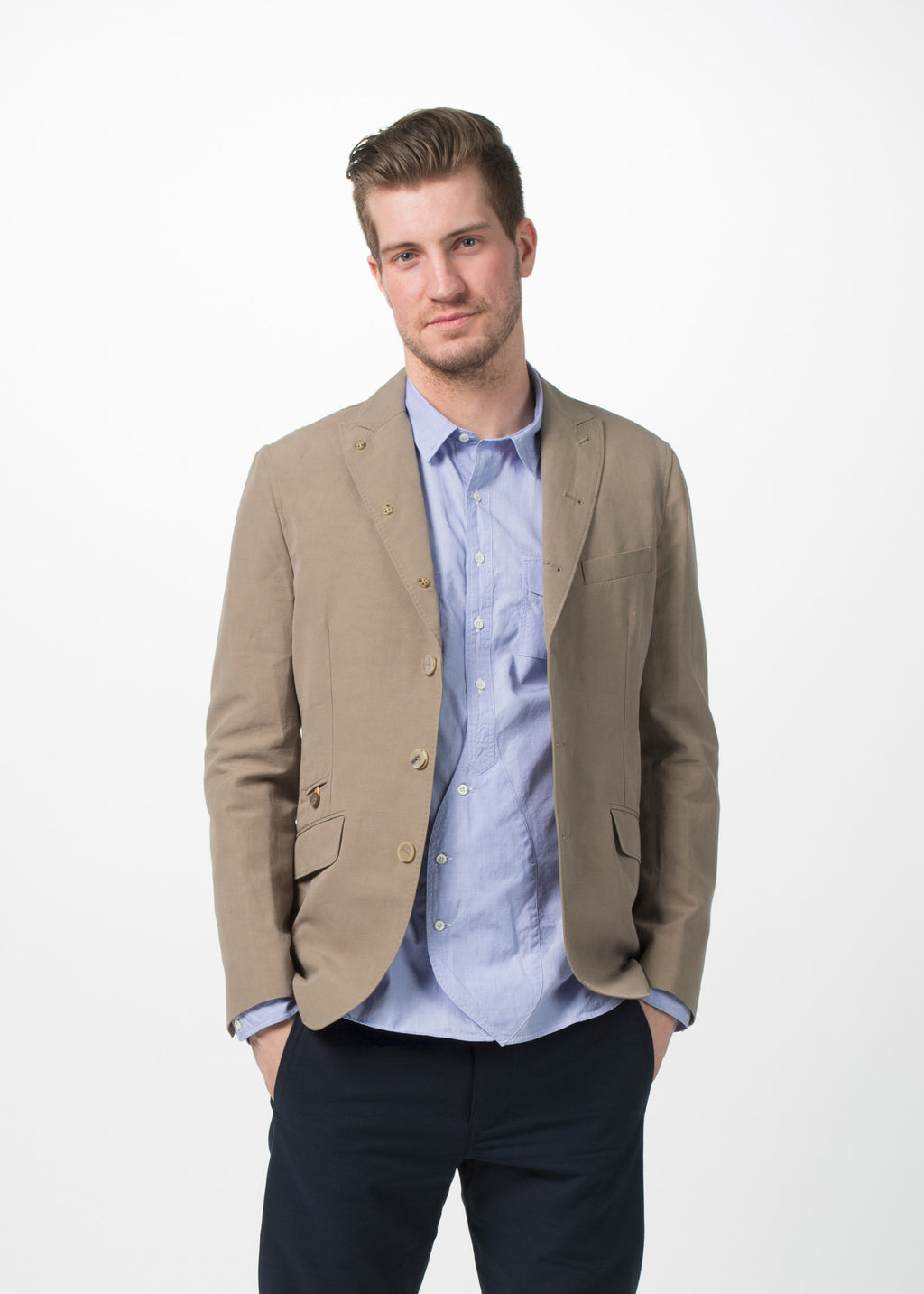Six Button Blazer