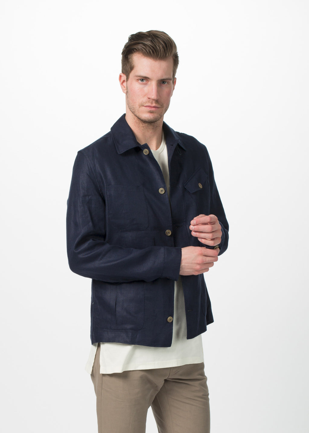 Shockoe Atelier Safari Jacket