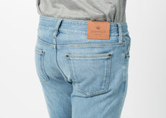 Slim Fit Cielo Denim