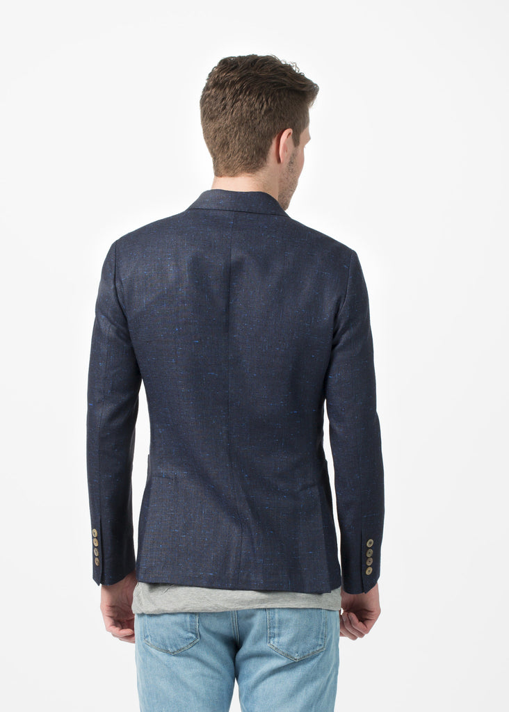 Rough Silk Blazer