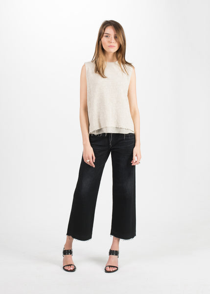 Simon Miller SS16 Bora Crop Jean from Baby & Company