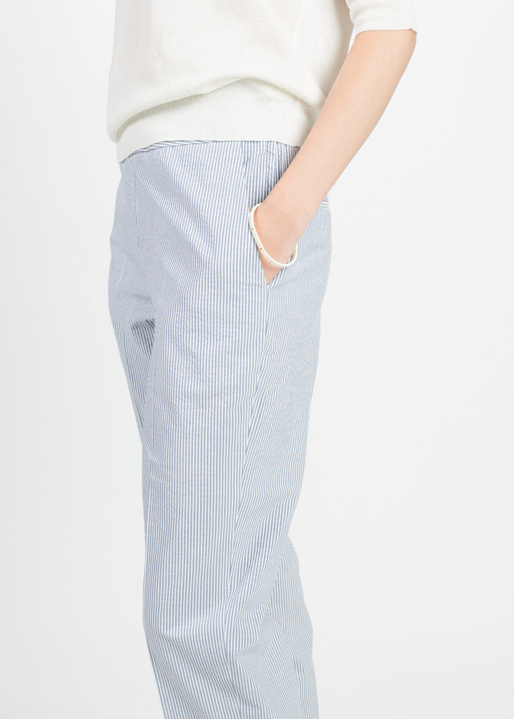High Waisted Crop Trouser