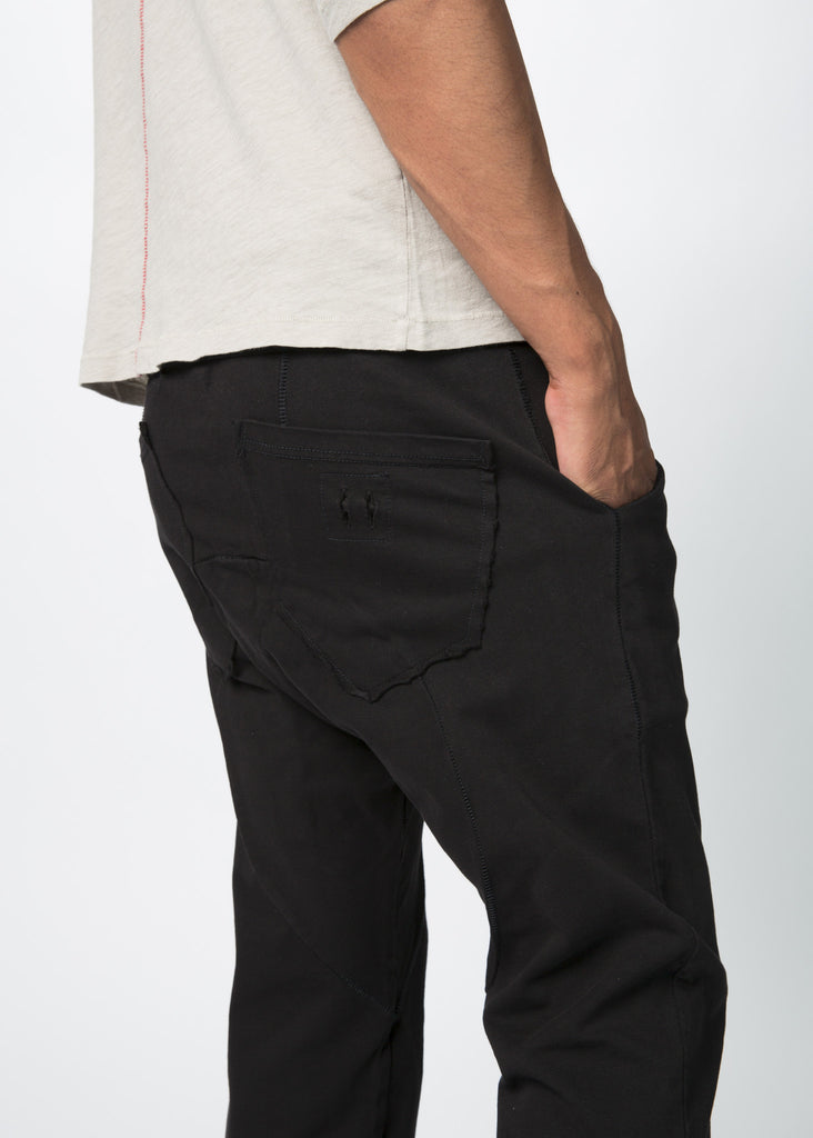 Ruven Drop Crotch Pant