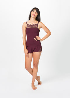 So Fine Square Neck Cami