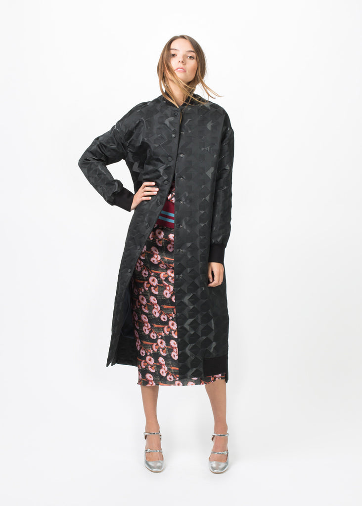 Hercule Long Coat