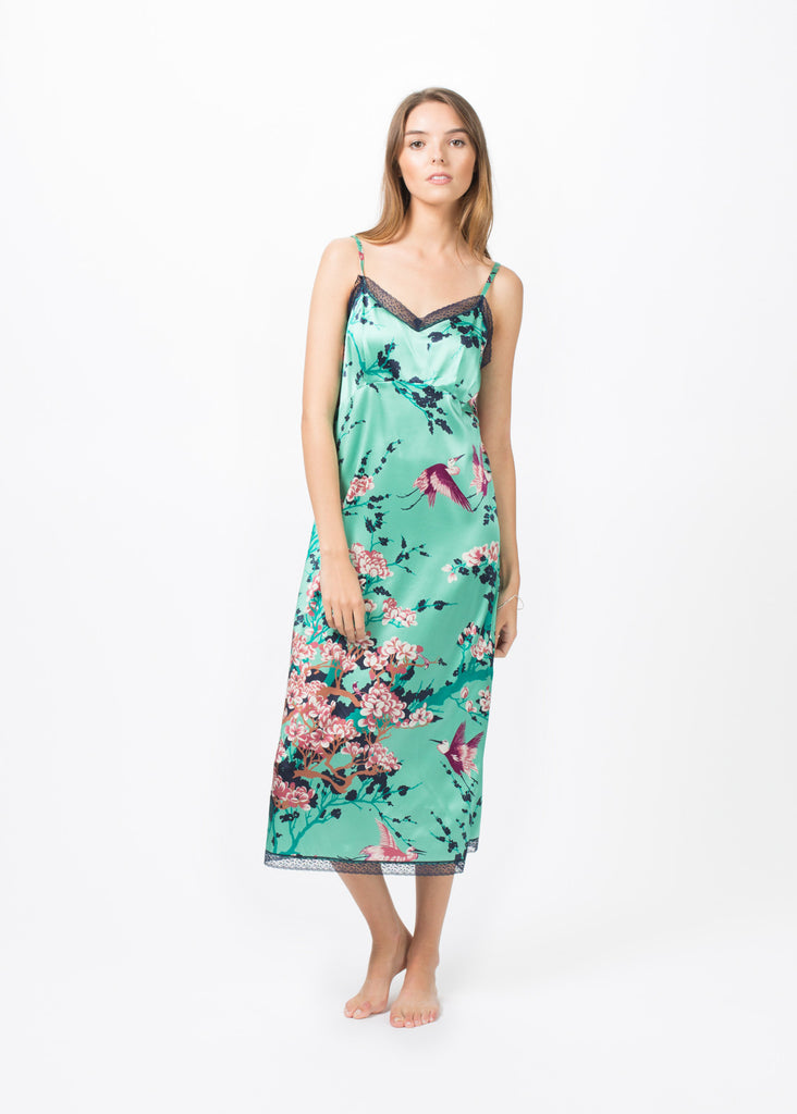 Silk Slipdress