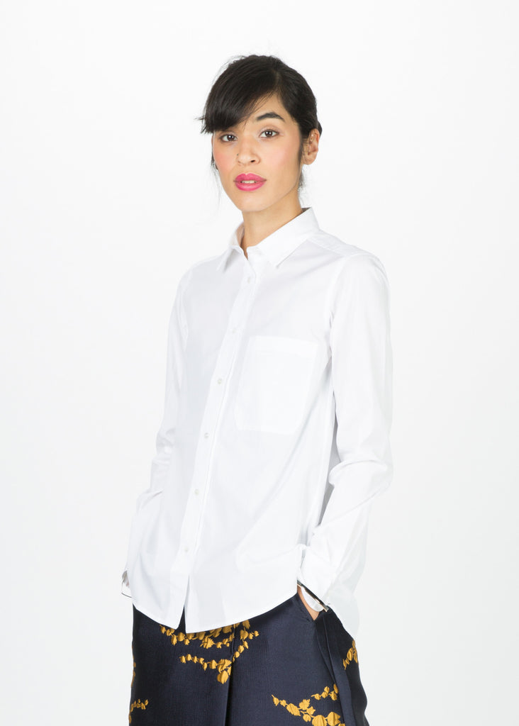 Pepita Blouse with Pocket
