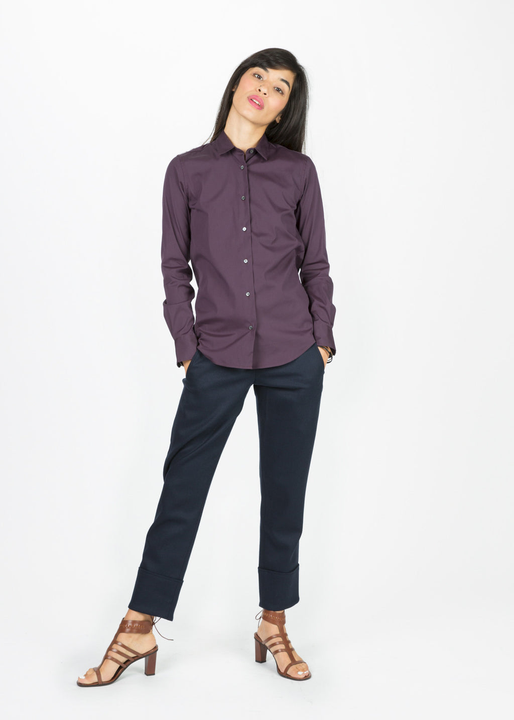 Pauline Button Up Shirt