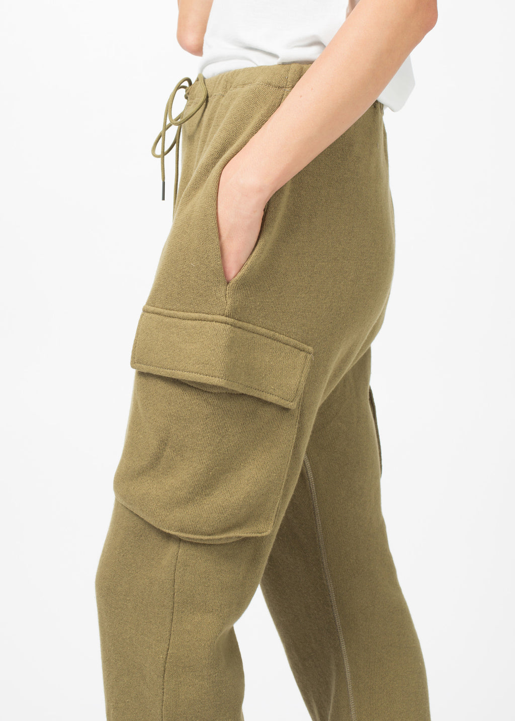 Pacific Knit Cargo Pant