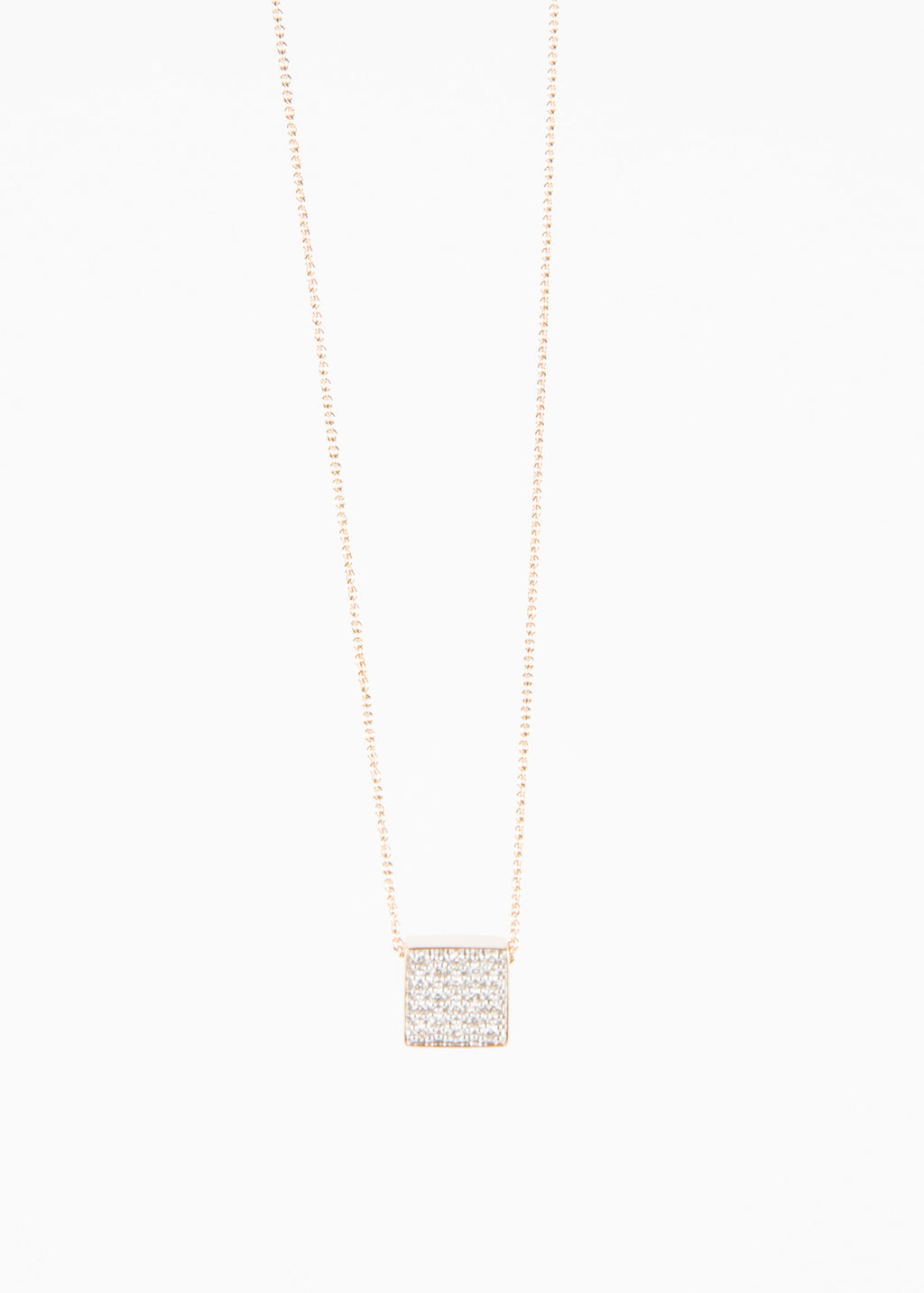Baby Diamond Ever Necklace