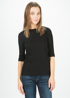 Elbow Sleeve Crew Tee