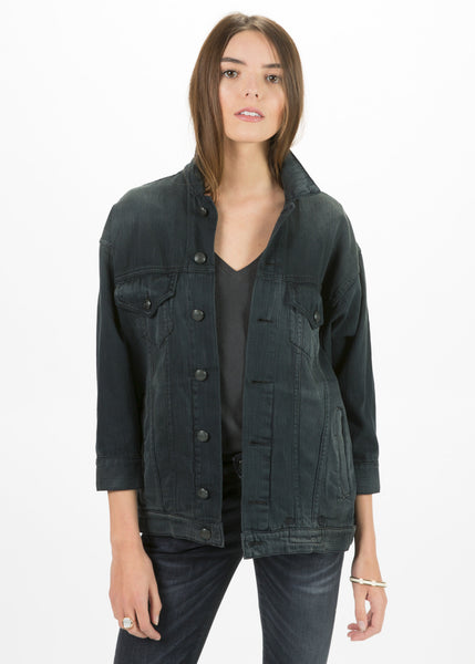 Oversized Trucker Jacket
