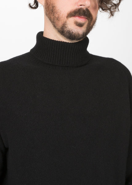 Cale Roll Neck Sweater