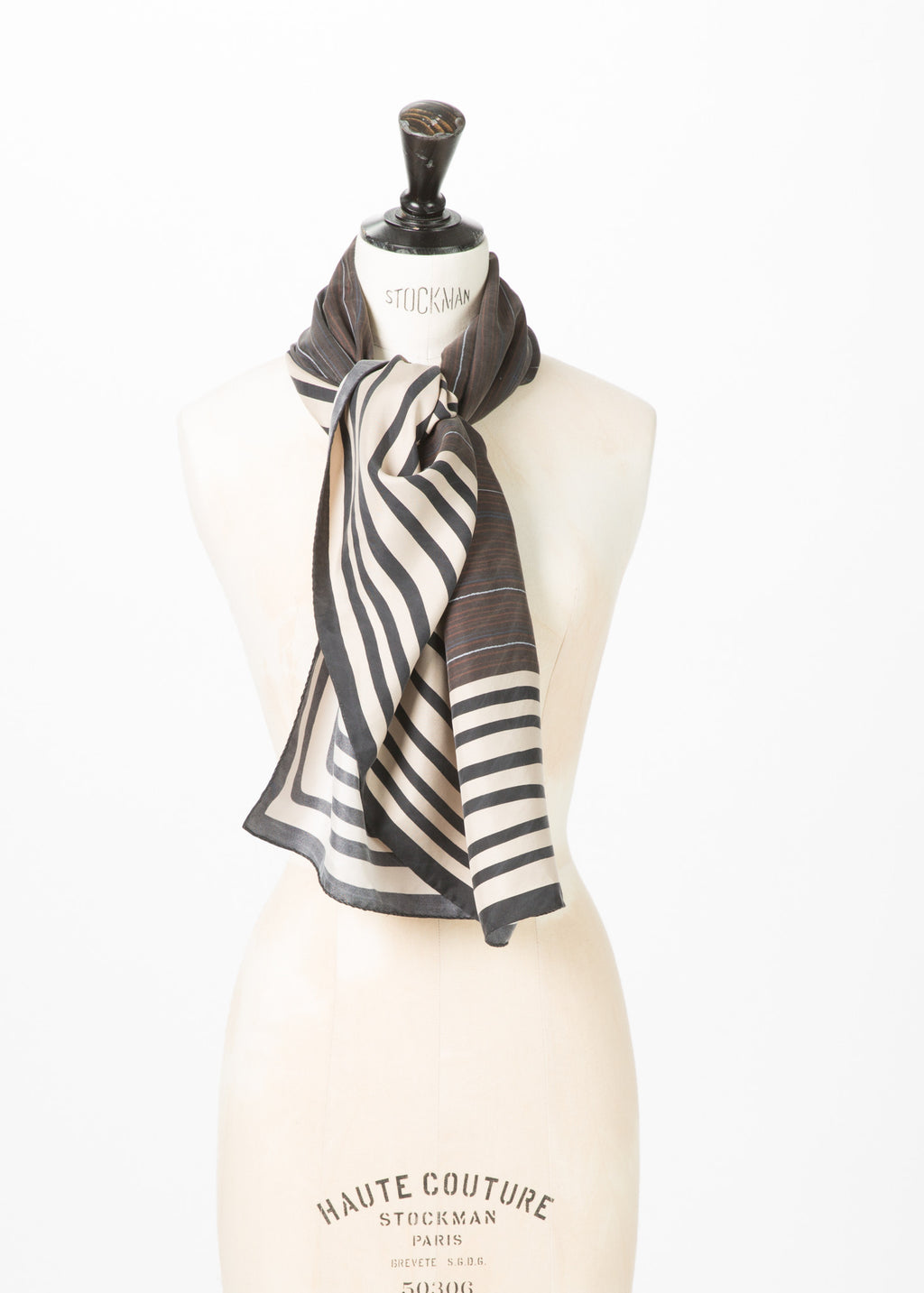 Vanishing Point Scarf