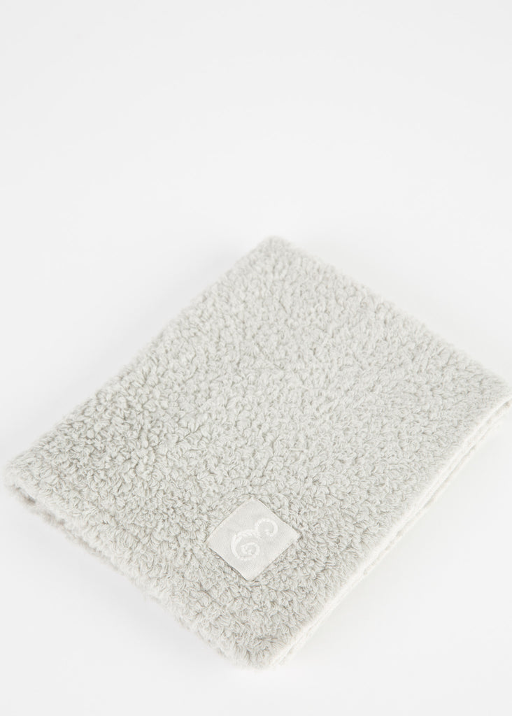 Light Grey Cotton Towels