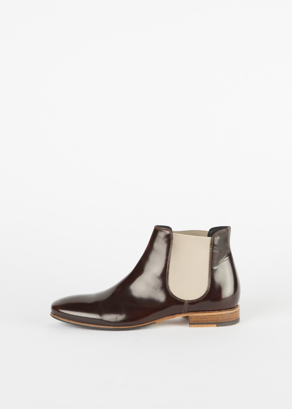 Cordovan Phantom Chelsea Boot