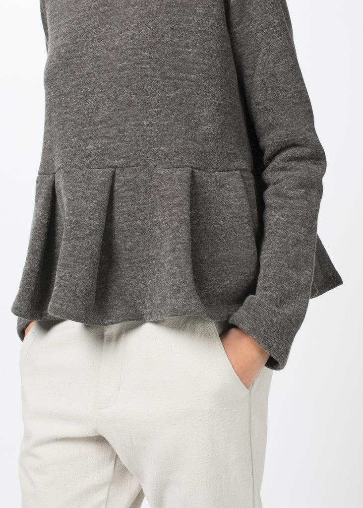 Pema Pleated Sweater