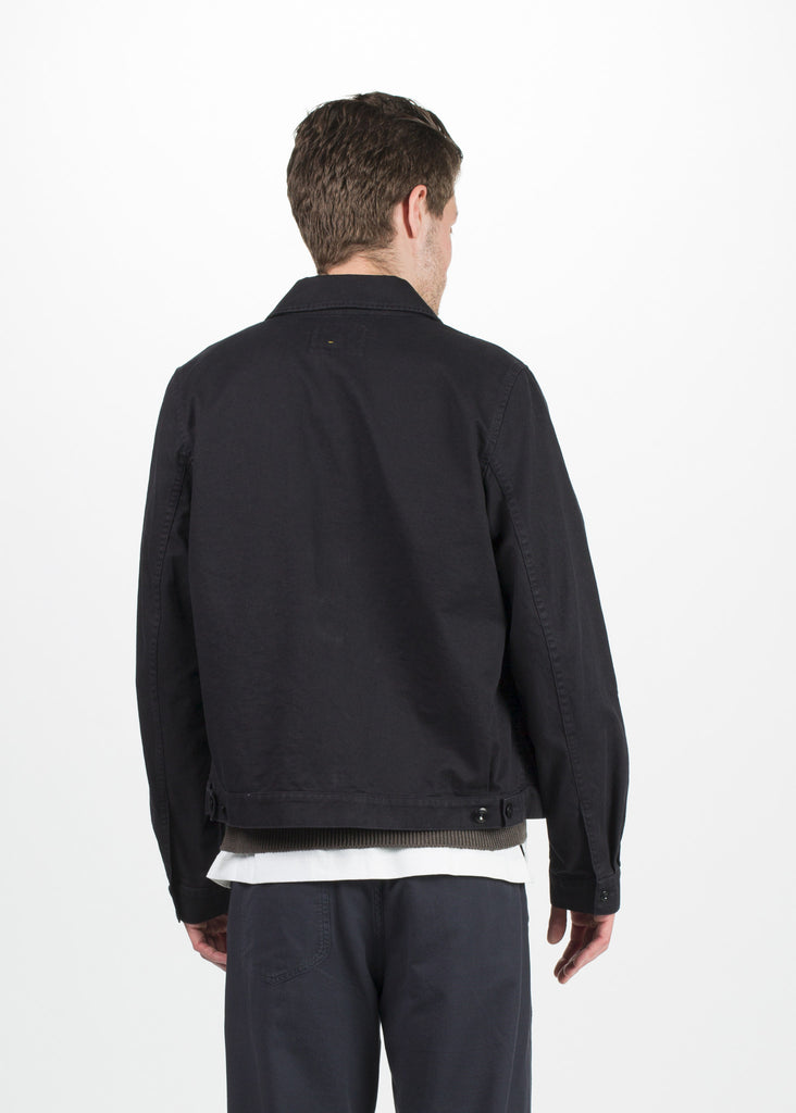 Zip Pocket Jacket