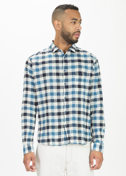 Gingham Curtis Shirt