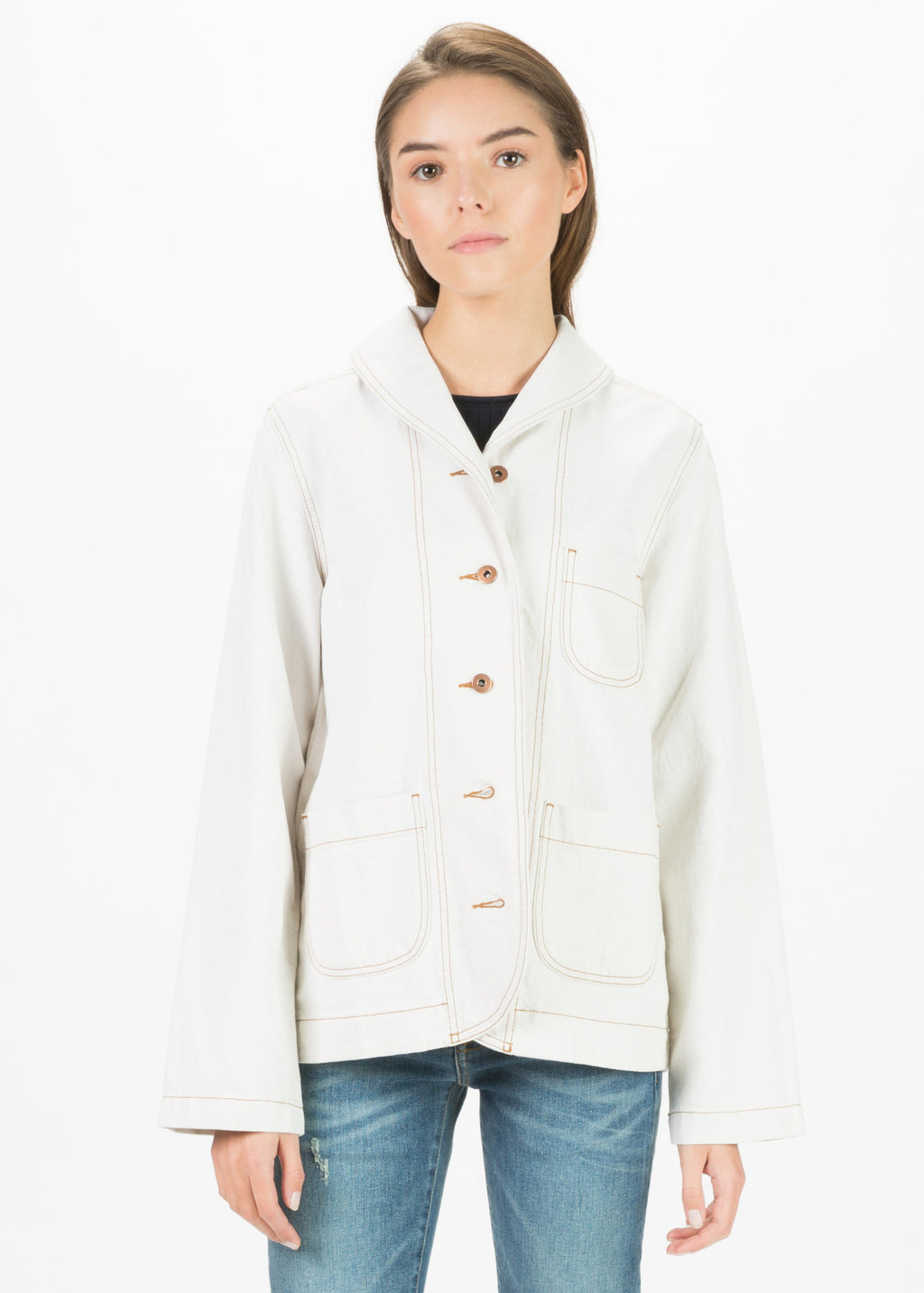 Cousteau Denim Jacket
