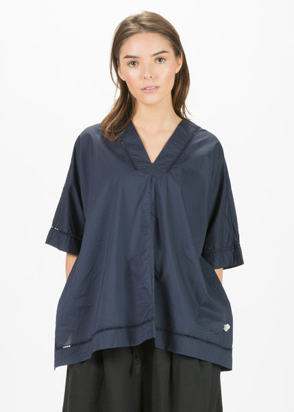 Fruit Poncho Top