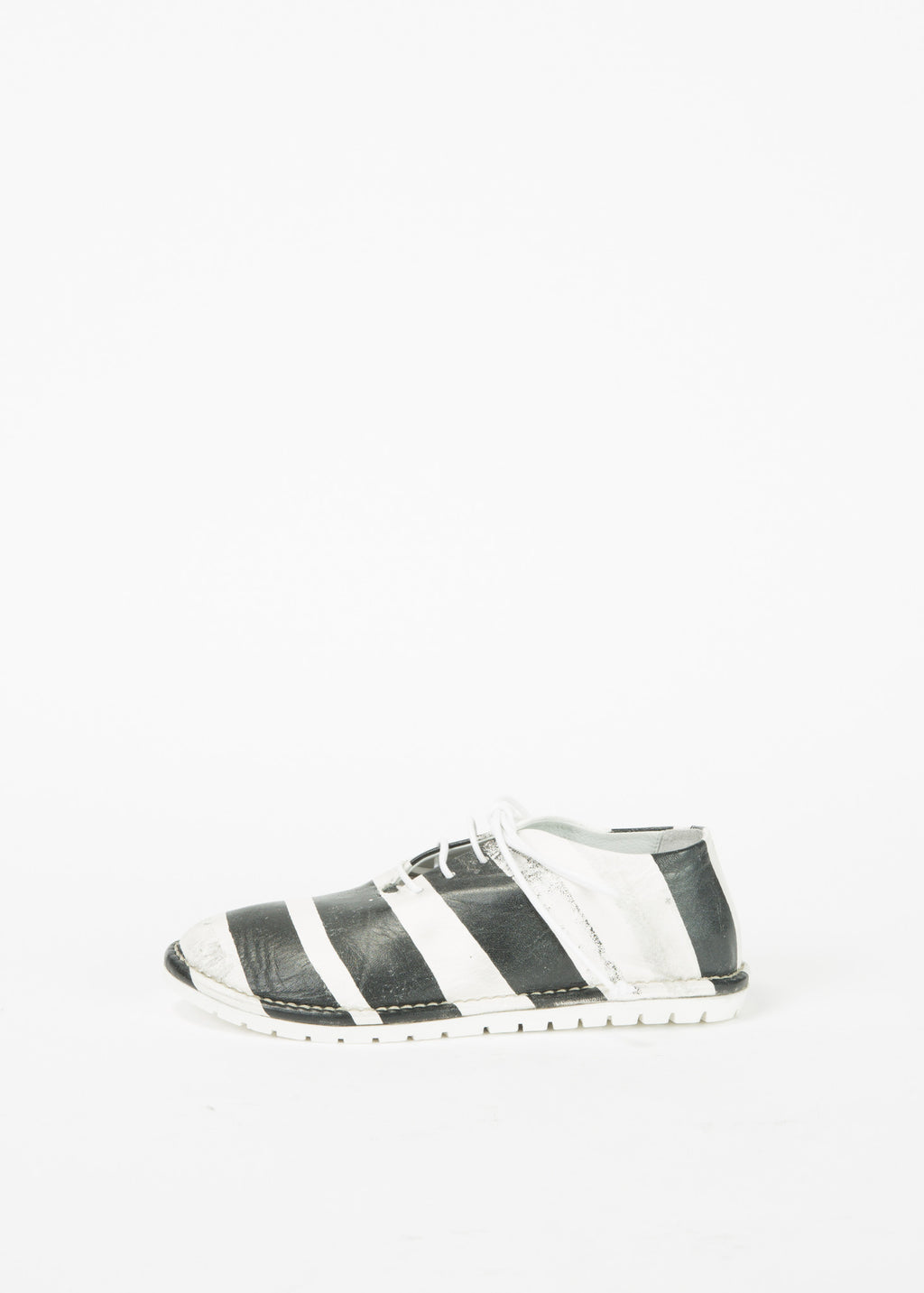 Striped Low Sancrispa Sneaker