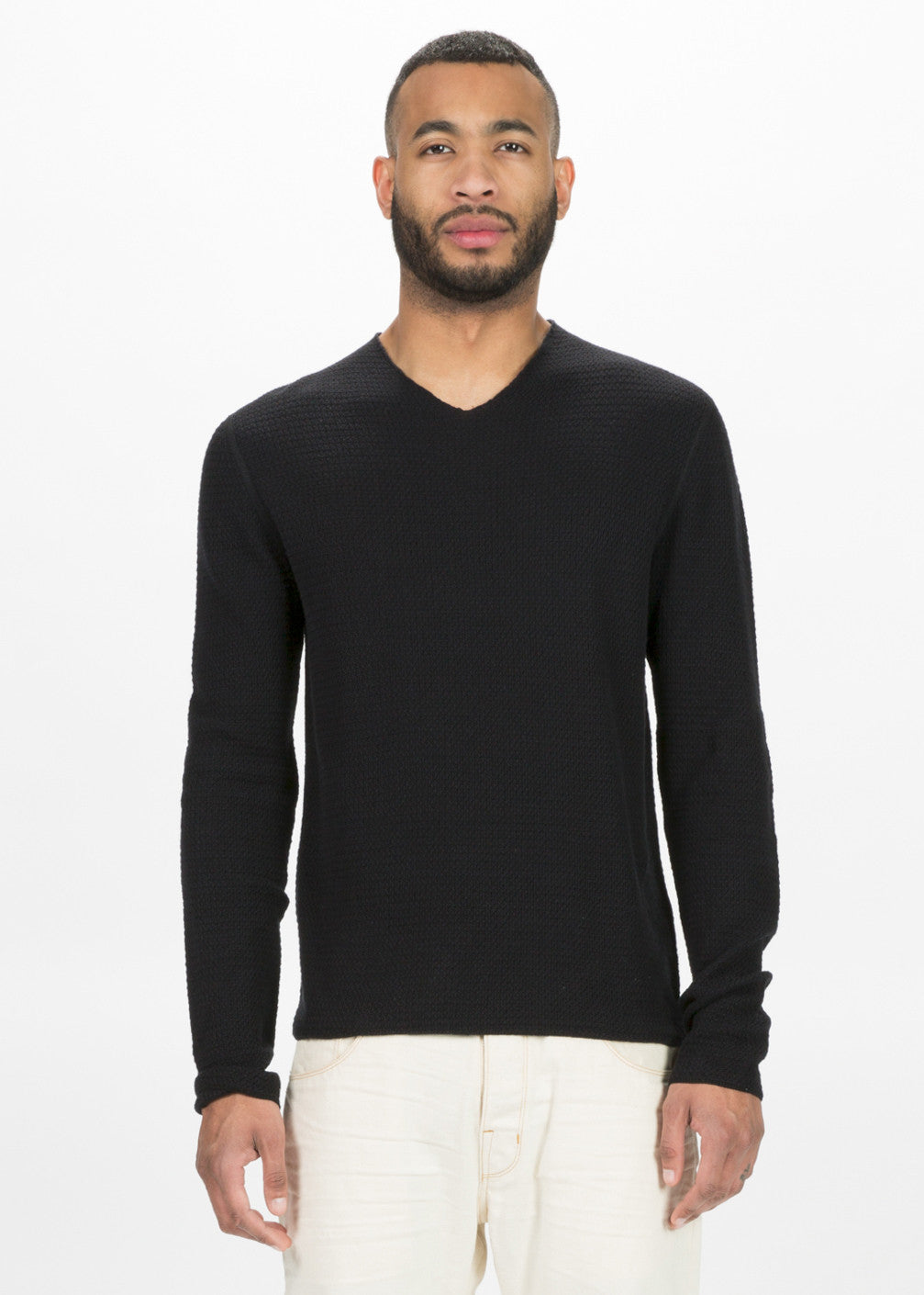 Elvar V-Neck Sweater