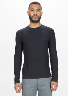 Yan Long Sleeve Crewneck Tee