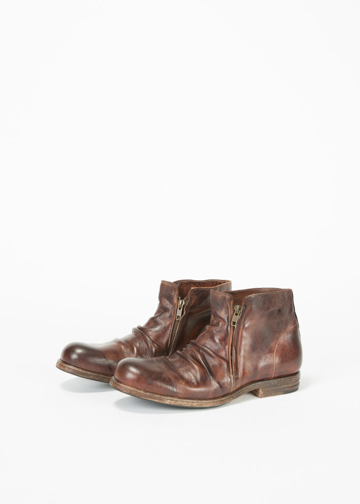 Keith Double Zip Boot