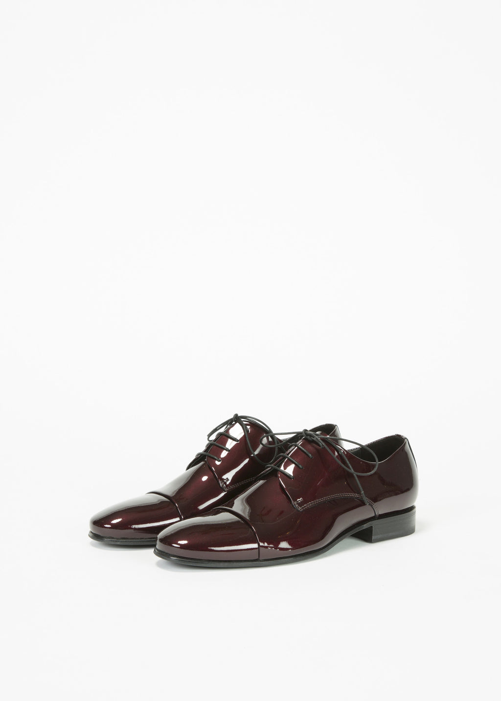 Times Cap Toe Derby