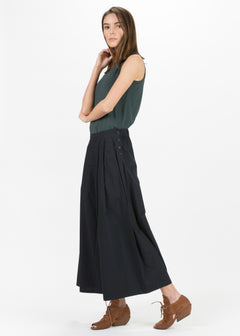 Cherico Pleated Wide Leg Pant
