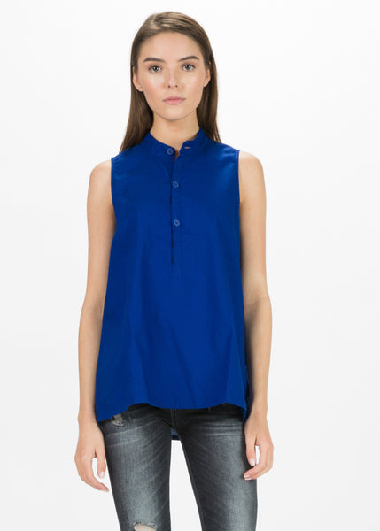 Sleeveless Mali Top