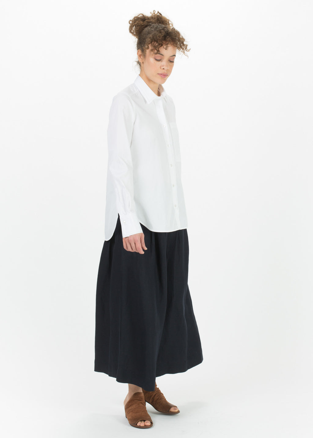 Roberta Double Collar Shirt
