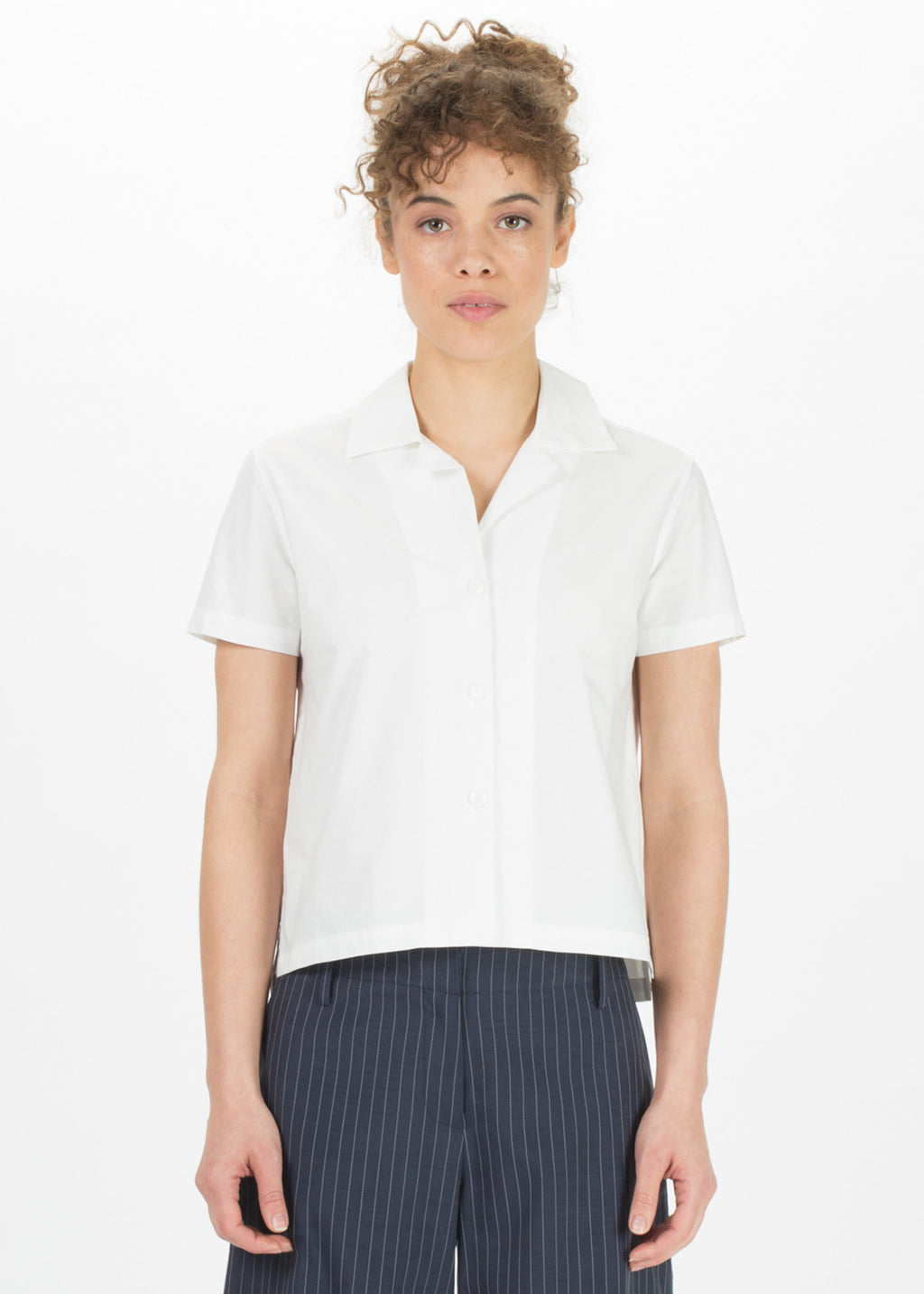 Kinney Short Sleeve Button-Up