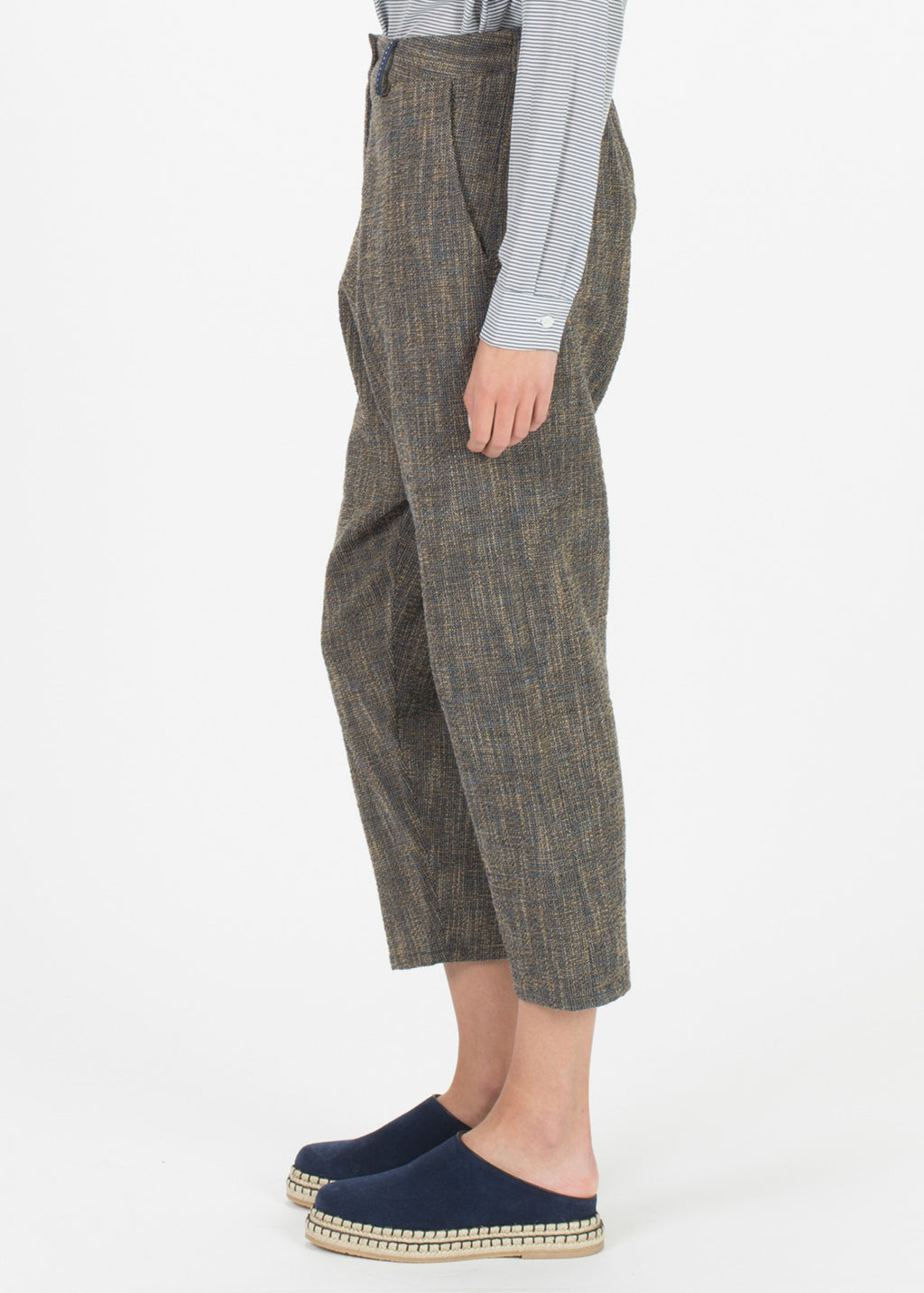 Bary Drop Crotch Trouser