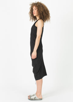 Double-Tank Zip Dress
