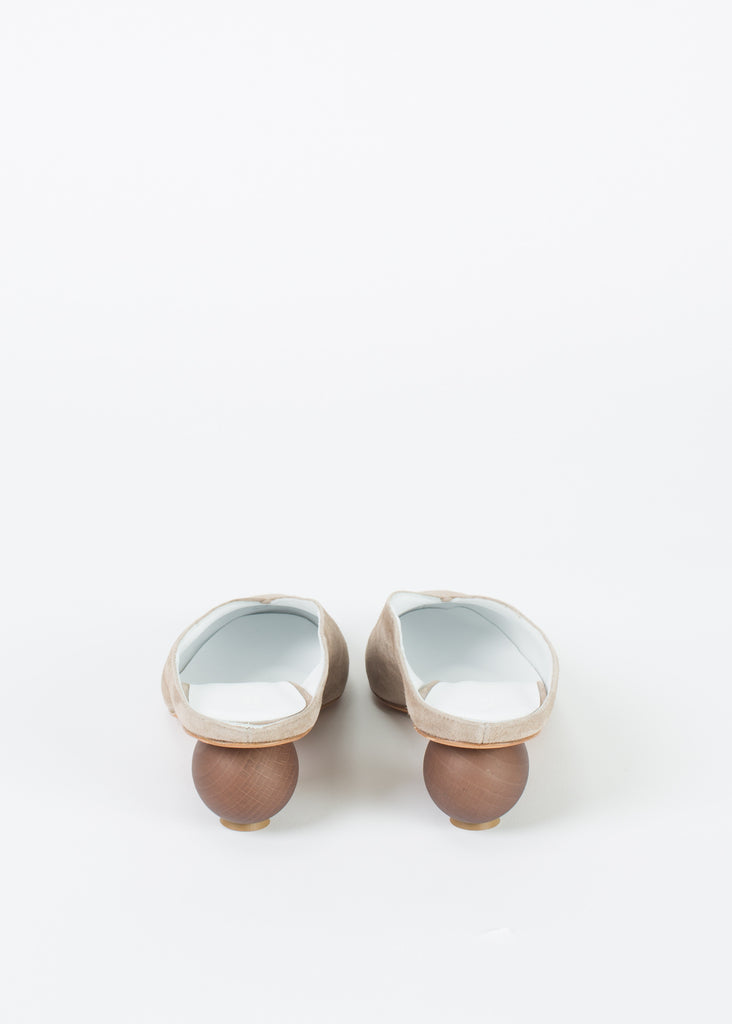 Mildred Egg Heel