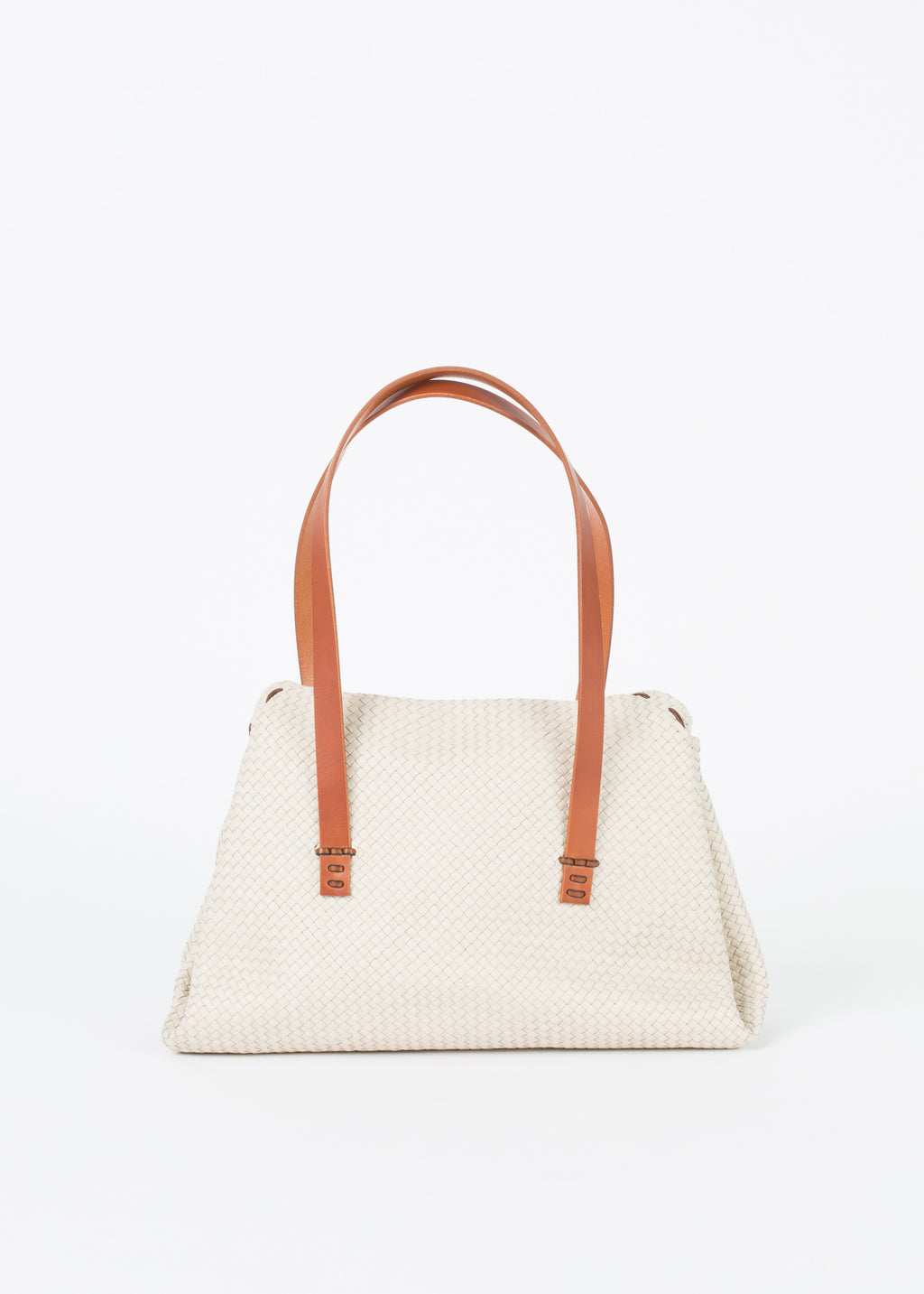 Intention Woven Handbag