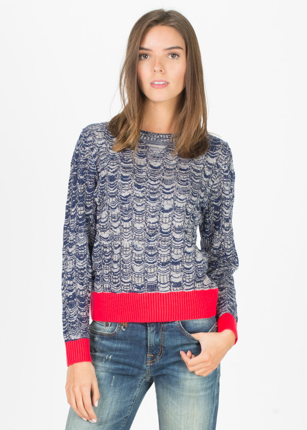 Sequoia Knit Pullover