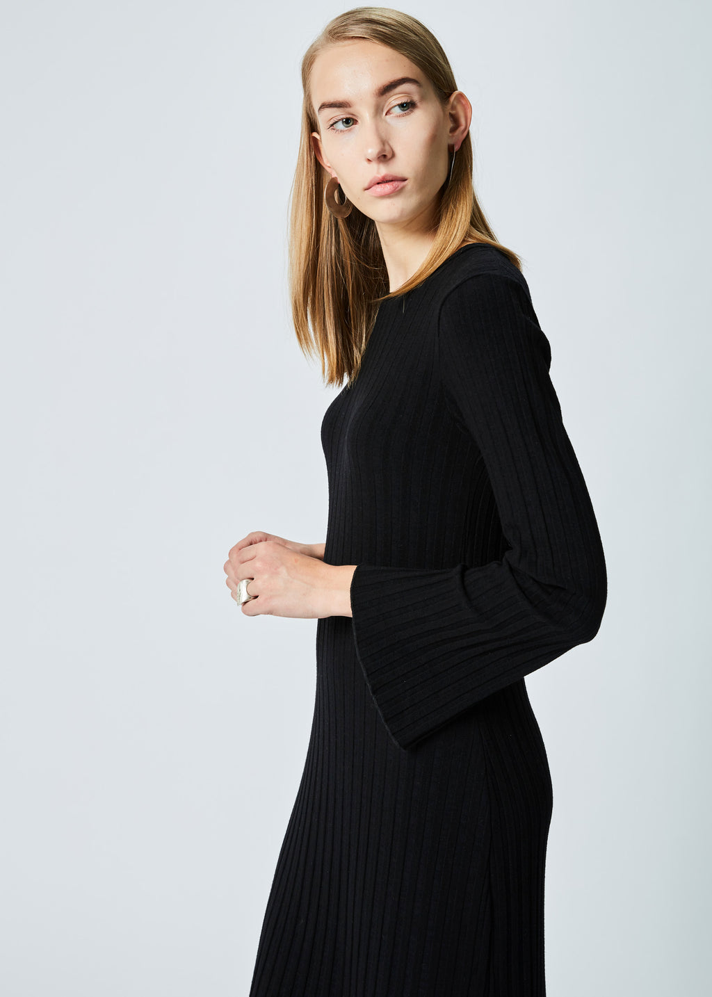 Wells Ribbed Dress