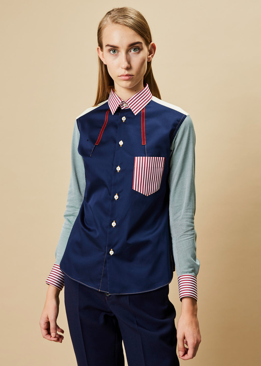 Meadowbrook Button-Up Shirt