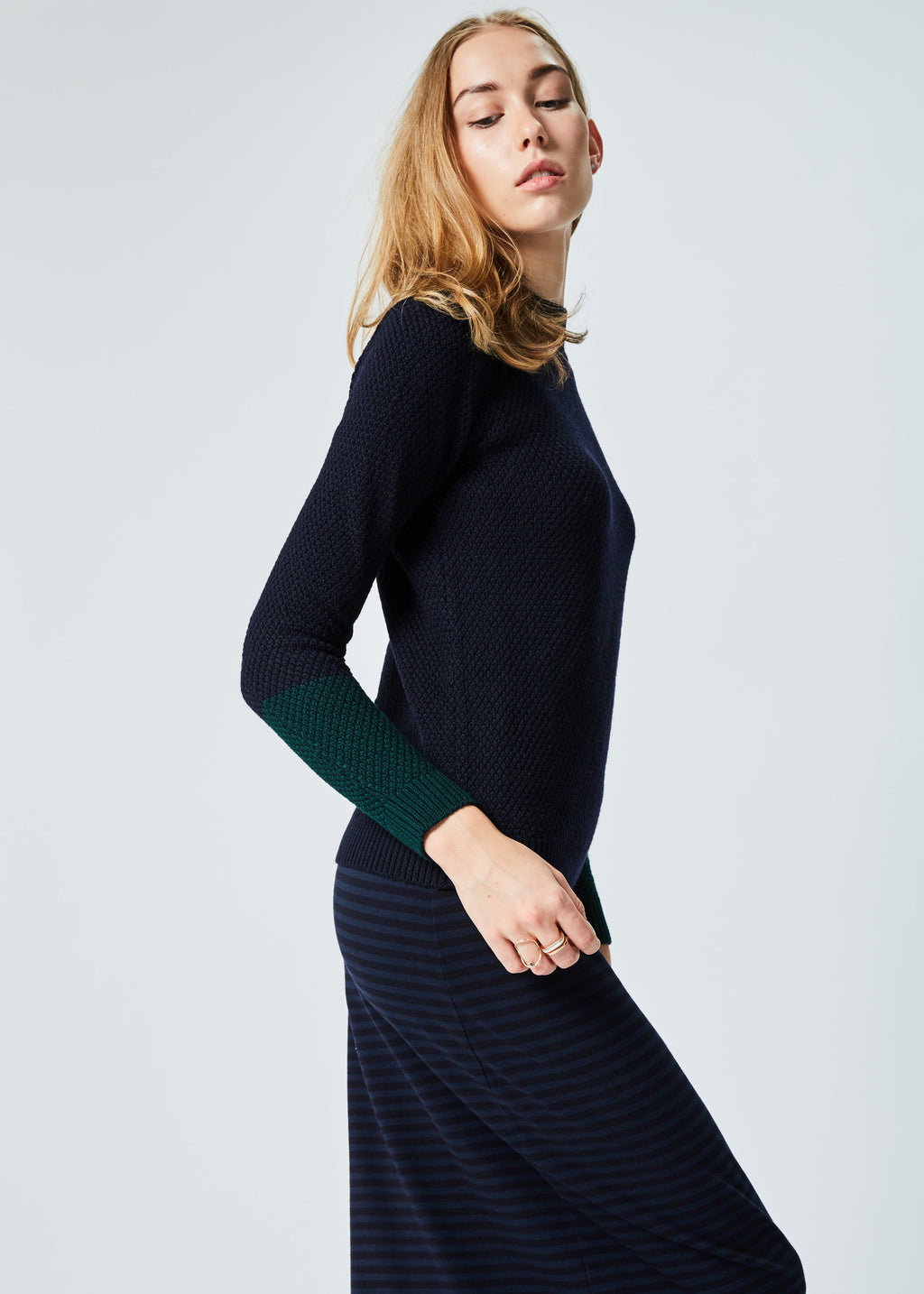 Pico Knit Merino Sweater
