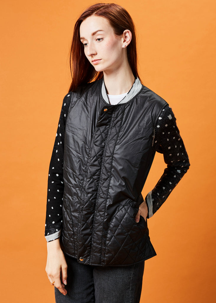Toni Quilted Vest
