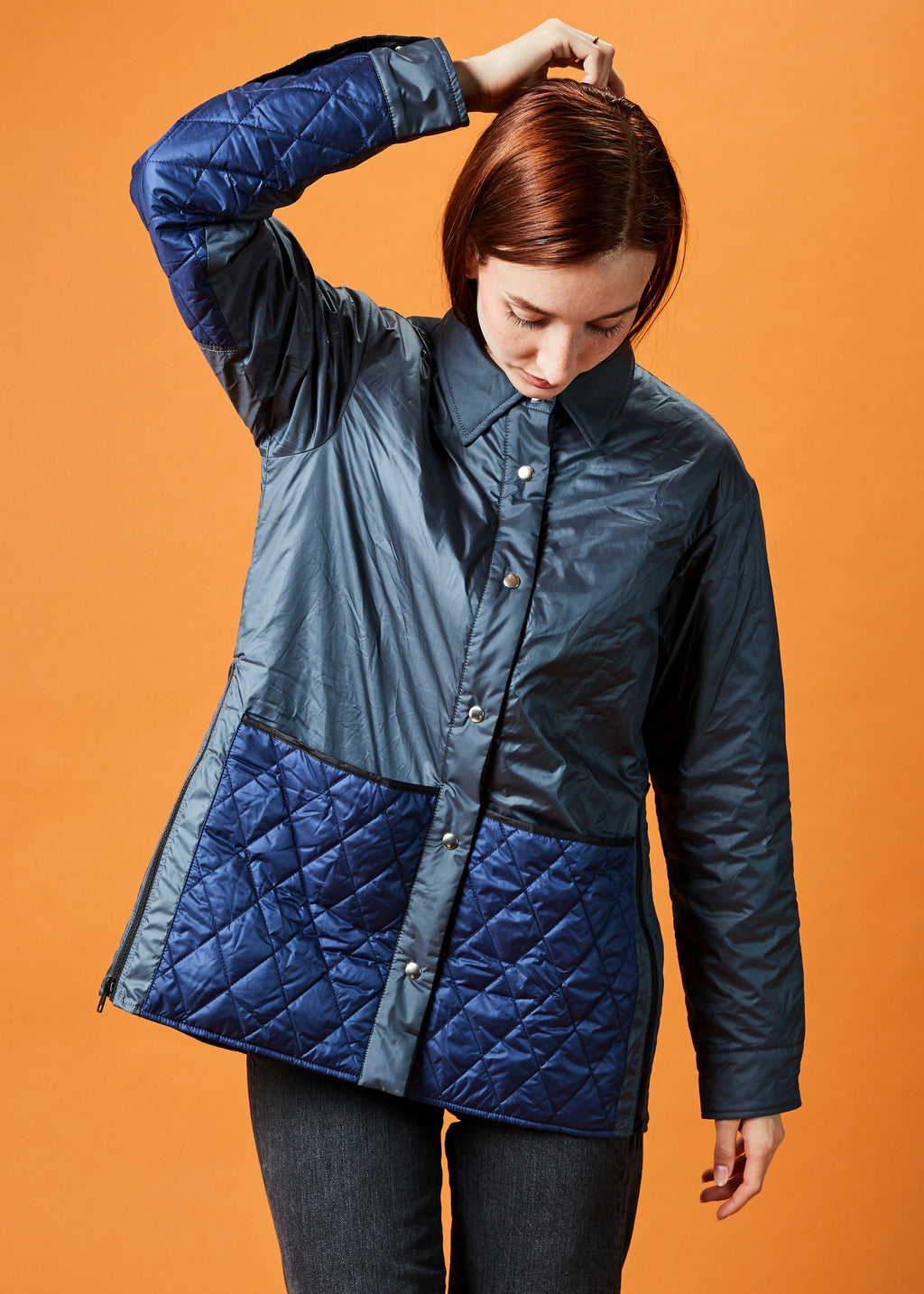 Thelma Quilted Jacket
