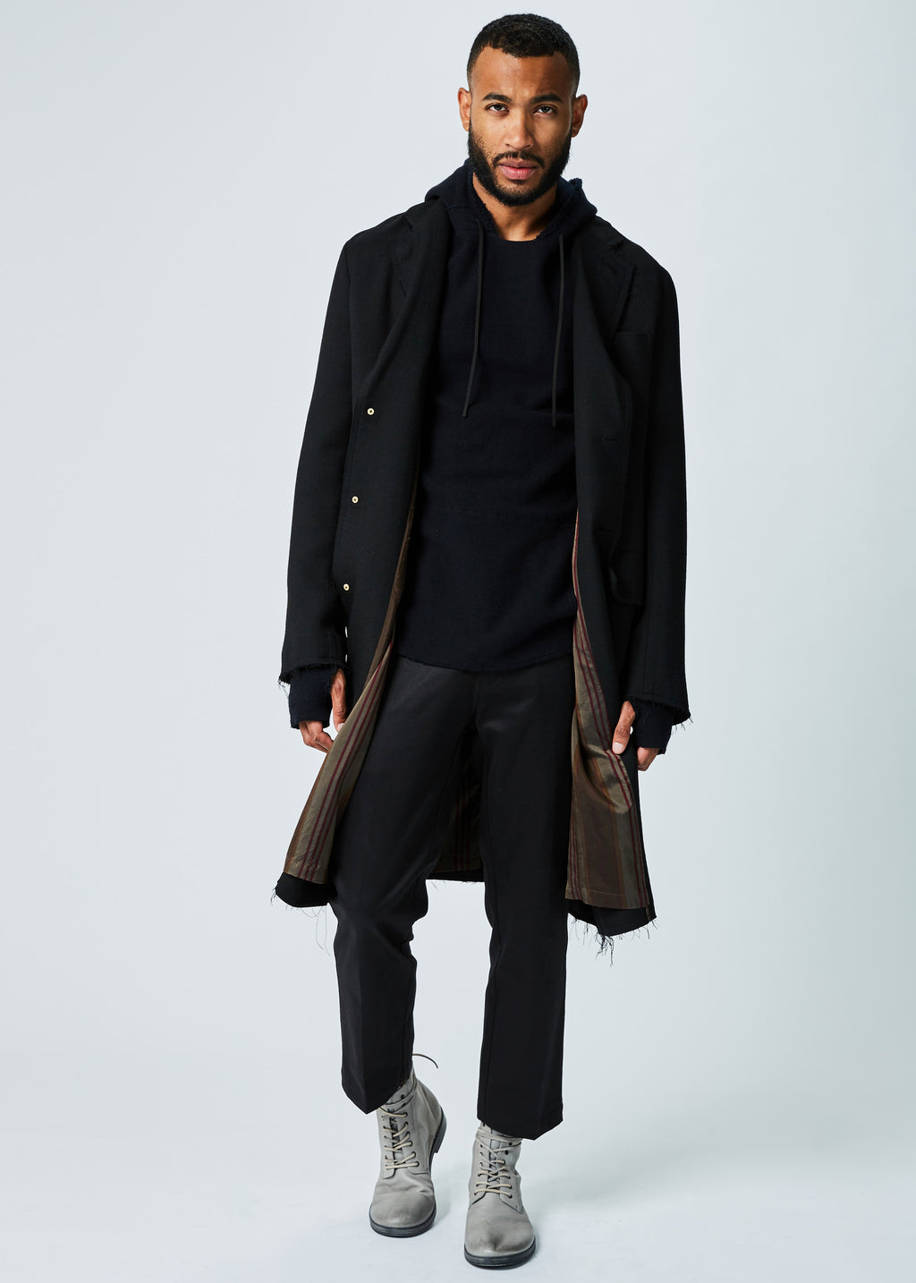 Giovanni Wool Coat