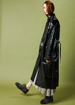 Lightweight Belted Trench